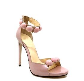 Pudra Rugan High Heels - ALIYA