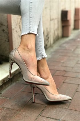 Pudra Transparan Stiletto - JOCELYN